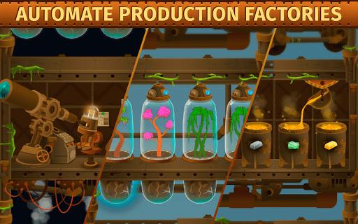 Deep Town: Mining Factory 4.9.8 screenshots 10