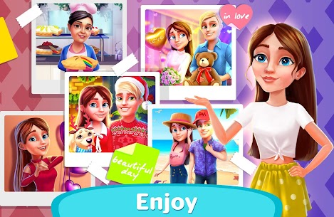 Resort Hotel: Bay Story Mod Apk (Unlimited Gold Coins) 5