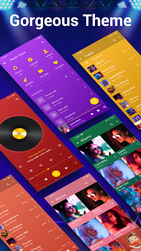 Music Player - 10 Bands Equalizer Audio Player 1.6.3 Screenshots 5