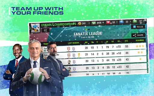 Top Eleven - Be a soccer manager goodtube screenshots 9