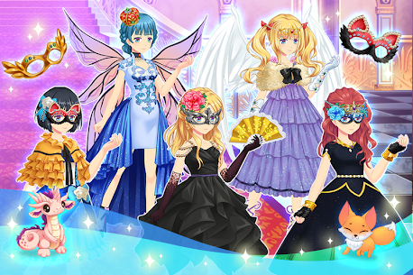 Anime Princess Dress Up For Pc – Download On Windows 7/8/10 And Mac Os 1