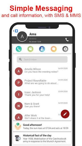 Messenger SMS & MMS android2mod screenshots 6