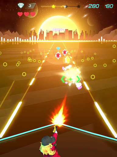 Dancing Bullet 3D 1.0 screenshots 7