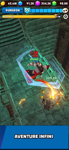 Télécharger Gratuit Idle Souls - Immortal Heroes in Exile APK MOD (Astuce) screenshots 1