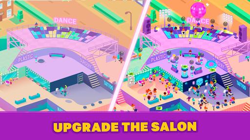Idle Beauty Salon: Hair and nails parlor simulator  screenshots 3