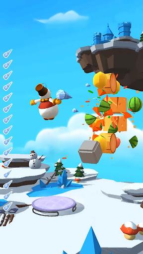 Stab Master : Fruit Smash 3D screenshots 1