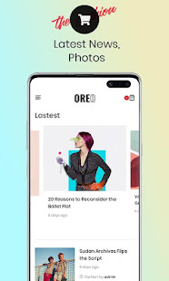 Oreo Fashion