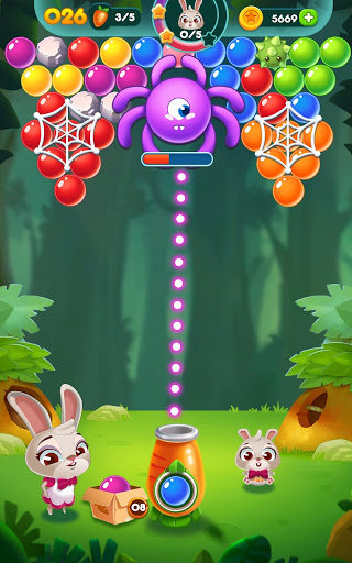 Bubble Bunny: Animal Forest 1.0.3 screenshots 23
