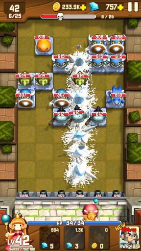 Monster Breaker Hero 11.05 screenshots 2