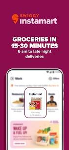 Swiggy Food Order | Online Grocery | Delivery App Apk Download 2021 5