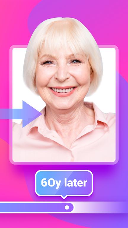 Fantastic Face – Aging Prediction, Face - gender  poster 2