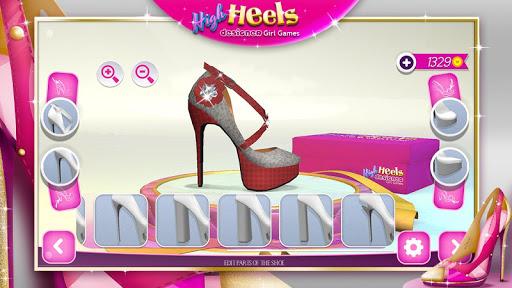 High Heels Designer Girl Games  Screenshots 6