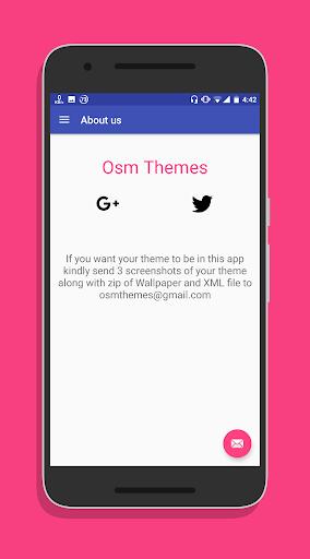 OsmThemes  screenshots 2