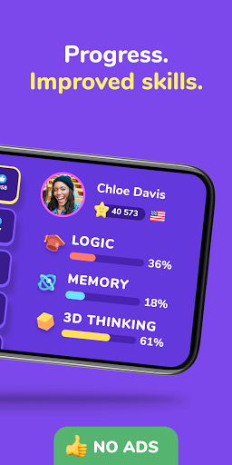 Logic Like: Brain Training Game. Puzzles & Riddles  screenshots 5