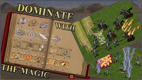Heroes 3 MOD APK: Castle fight medieval (UNLIMITED GEMS) 9