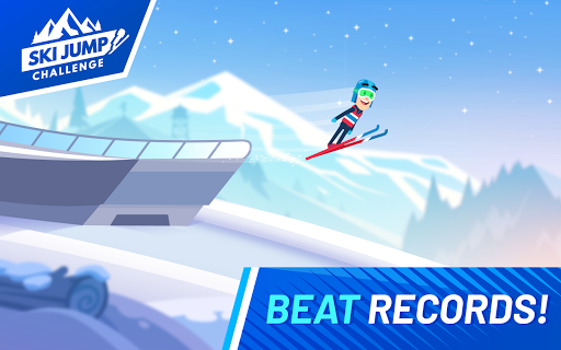 Ski Jump Challenge apkdebit screenshots 7