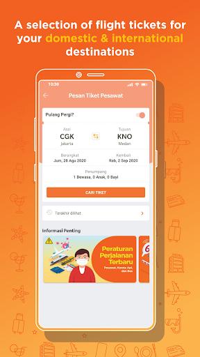 Pegipegi - Buy Hotel, Flight, Train & Bus Ticket android2mod screenshots 4