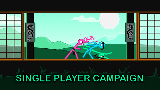 Slapstick Fighter – Stickman Ragdoll Fighting Game Apk Download 2021 3