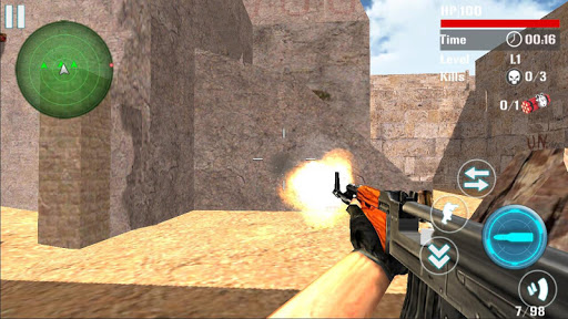 Counter Terrorist Attack Death  Screenshots 6
