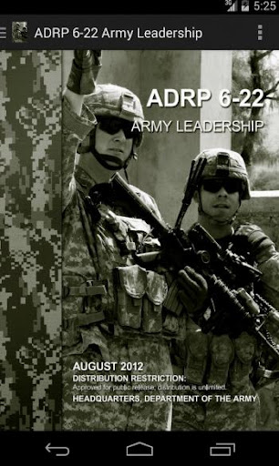 ADRP 6-22 Army Leadership For PC Windows (7, 8, 10, 10X) & Mac Computer Image Number- 5