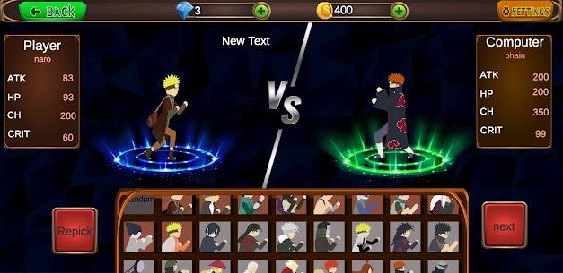 Stickman Dragon Shadow Fighter Mod Apk (UNLIMITED GOLD) 6