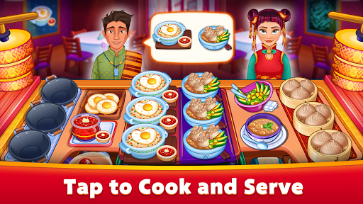 Asian Cooking Star: New Restaurant & Cooking Games 0.0.34 Screenshots 1