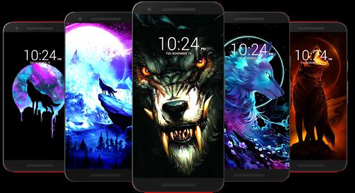 Wolf Wallpaper HD 13 Screenshots 10