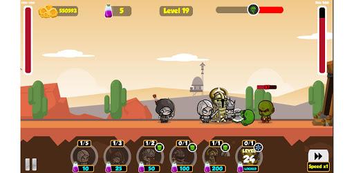 Defence of Heroes  screenshots 3