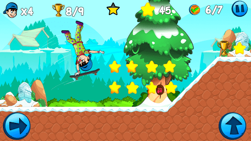 Skater Kid 7.1.29.8 screenshots 9