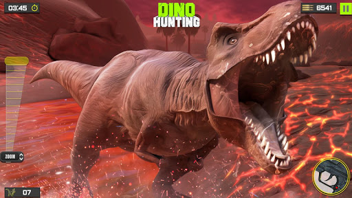 Dino Hunter Sniper Shooter: FPS Gun Shooting Game apkdebit screenshots 11