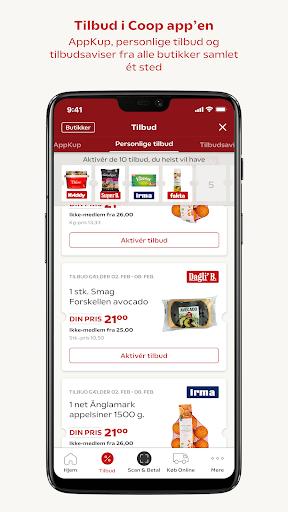 Coop u2013 Buy Online, Scan & Pay, AppKup, Offers apktram screenshots 2