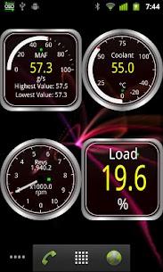Widgets for Torque (OBD / Car) Apk 5