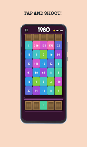 2048 Number Shoot and Merge 1.0.3 de.gamequotes.net 1