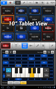SPC - Music Drum Pad Demo Screenshot