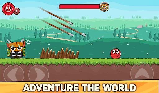 Roller Ball Adventure: Bounce Ball Hero android2mod screenshots 21