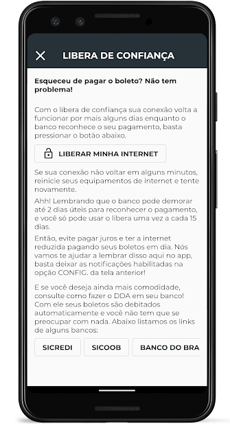 IspJet Mobile screenshot 13
