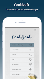 CookBook – The Recipe Manager 1