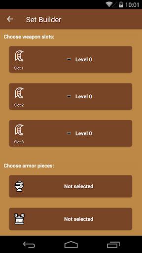 MHW Companion  screenshots 8