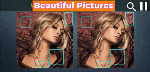 Spot Differences Puzzle u2014 Beauty Grils Pictures 1.70 screenshots 7
