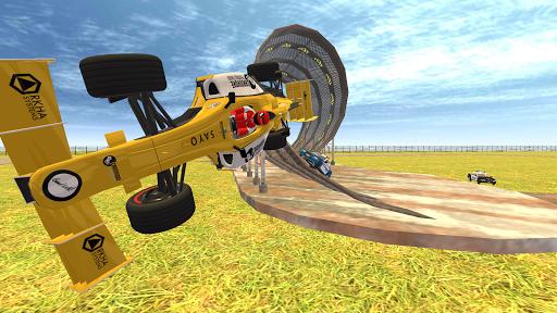 Formula Car Racing u2013 Police Chase Game 1.20 screenshots 2