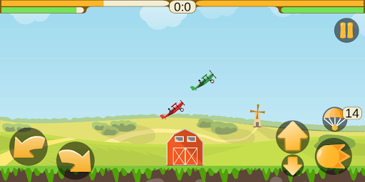 Hit The Plane - bluetooth game local multiplayer  screenshots 1