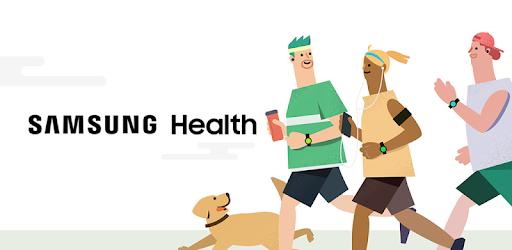 Samsung Health  screen 0