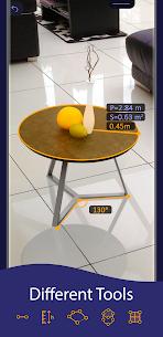 AR Ruler App – Tape Measure & Camera To Plan 2