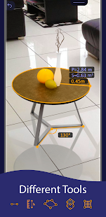 AR Ruler App – Tape Measure & Camera To Plan Screenshot