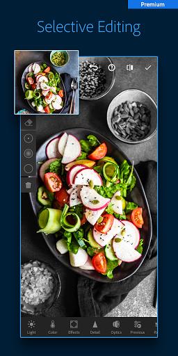 Adobe Lightroom - Photo Editor & Pro Camera 6.1.0 screenshots 7