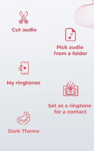 Rinly - Cut audio, TikTok ringtones Screenshot