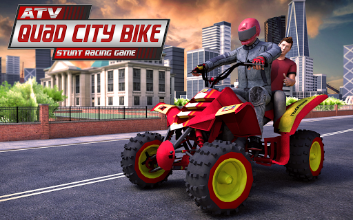 ATV Quad City Bike: Stunt Racing Game 1.0 screenshots 6