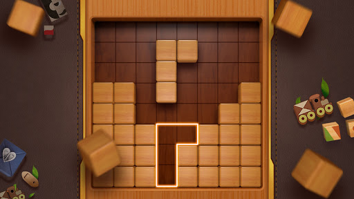 Wood Block Puzzle - 3D 3.0 screenshots 9
