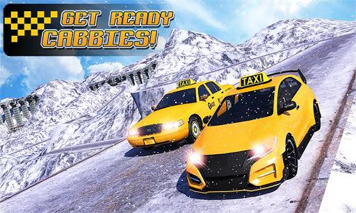 Taxi Driver 3D : Hill Station  screenshots 2