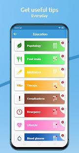 DiabTrend - Personalised diabetes management